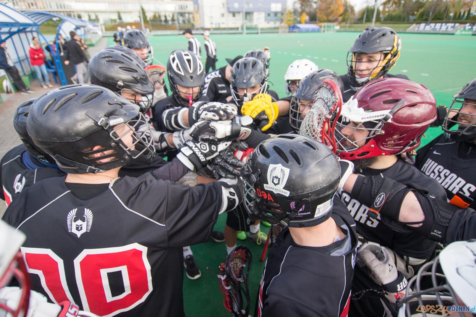 Lacrosse: Poznań Hussars - Ravens Łódź  Foto: lepszyPOZNAN.pl / Piotr Rychter