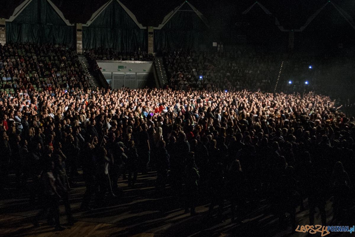 Kombii (8.10.2016) hala Arena  Foto: © lepszyPOZNAN.pl / Karolina Kiraga
