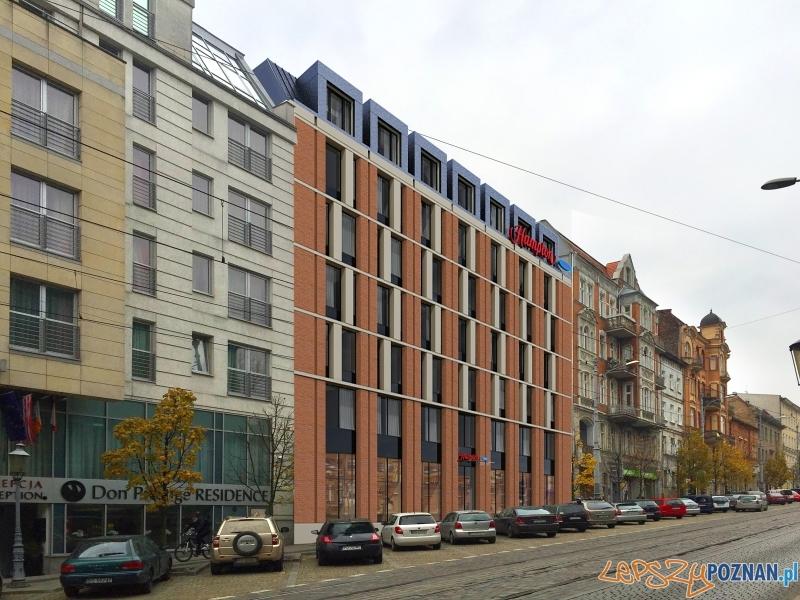 Hampton by Hilton Poznań Old Town  Foto: materiały prasowe