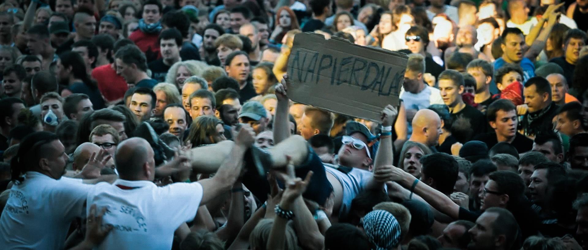 Jarocin, po co wolność  Foto: Bazphotographer / materiały prasowe
