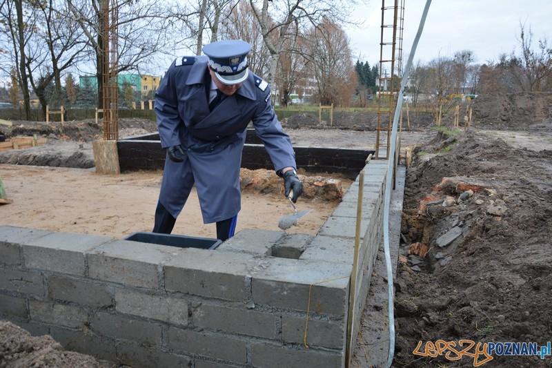 Będzie nowy komisariat  Foto: KWP w Poznaniu