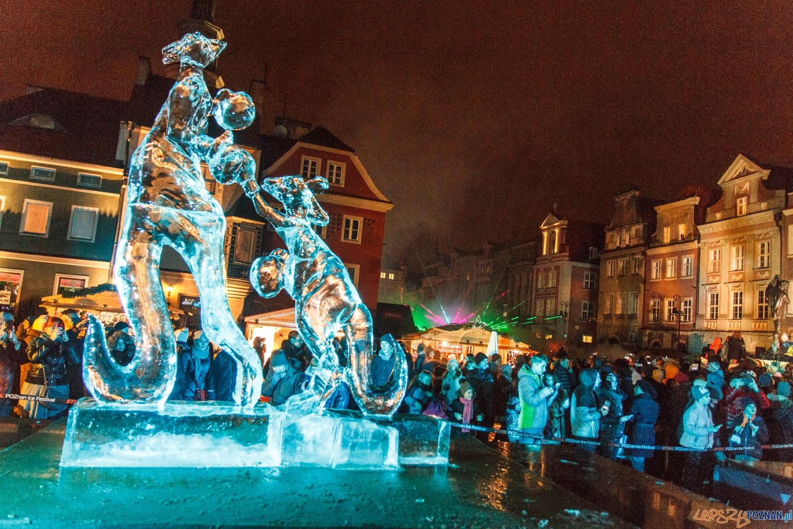11. Stihl Ice Festival Poznań - konkurs główny - Poznań 11.1  Foto: LepszyPOZNAN.pl / Paweł Rychter