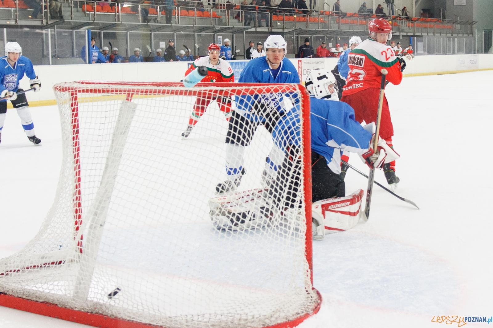 Hokej Poznań - Zagłębie Sosnowiec SA 0:5 - Poznań 17.12.2016  Foto: LepszyPOZNAN.pl / Paweł Rychter
