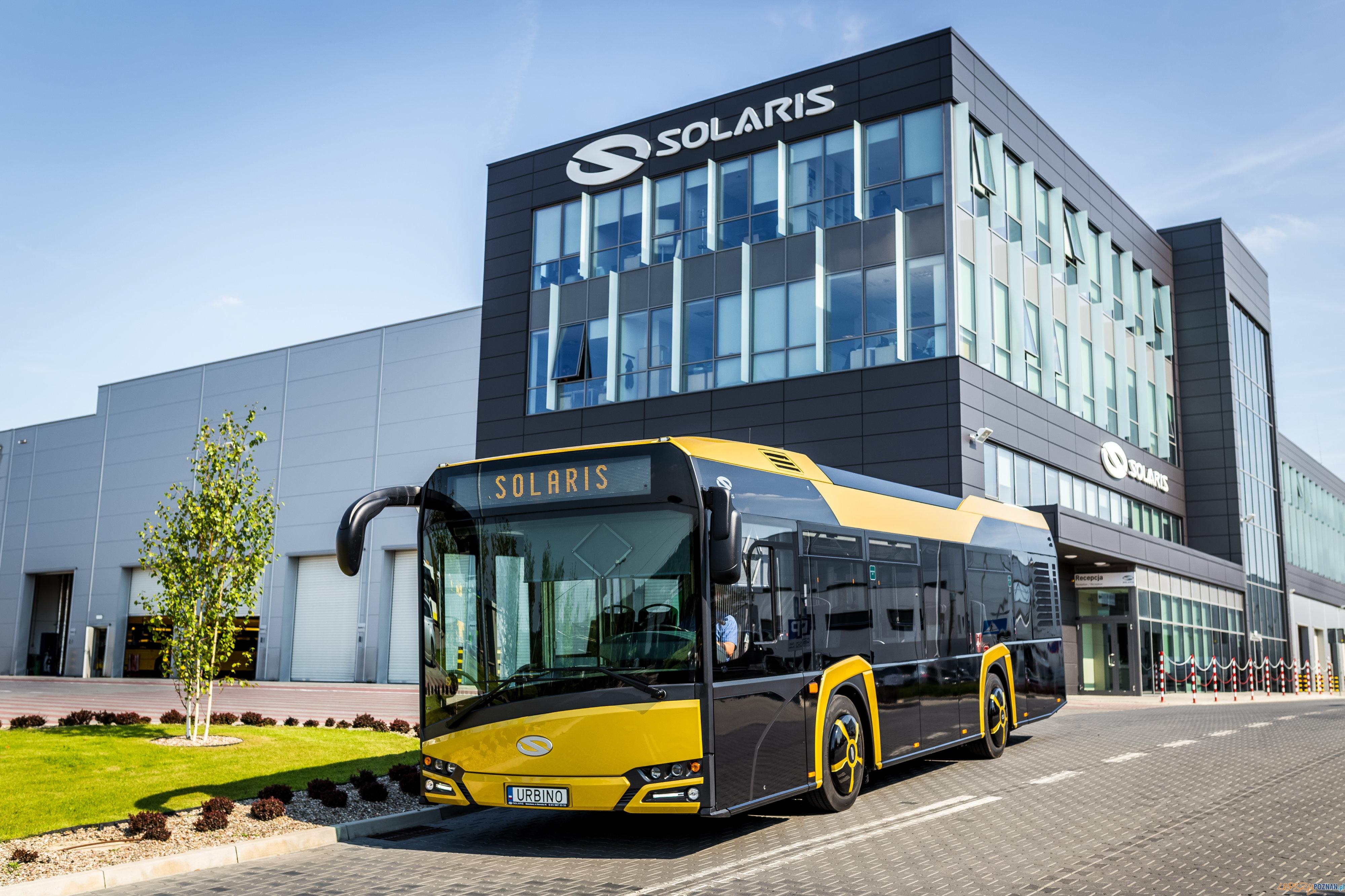 solaris urbino 10,5  Foto: Solaris