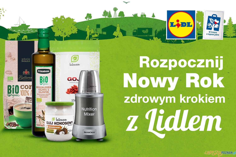 Tydzień Zdrowia - wygraj bio produkty i super blender!  Foto: mat. prasowe
