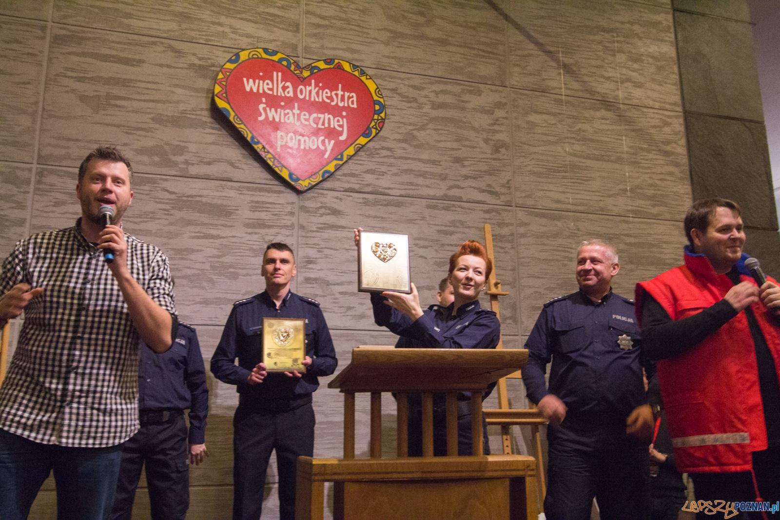 25. Finał Wielkiej Orkiestry Świątecznej Pomocy  Foto: Ewelina Jaśkowiak