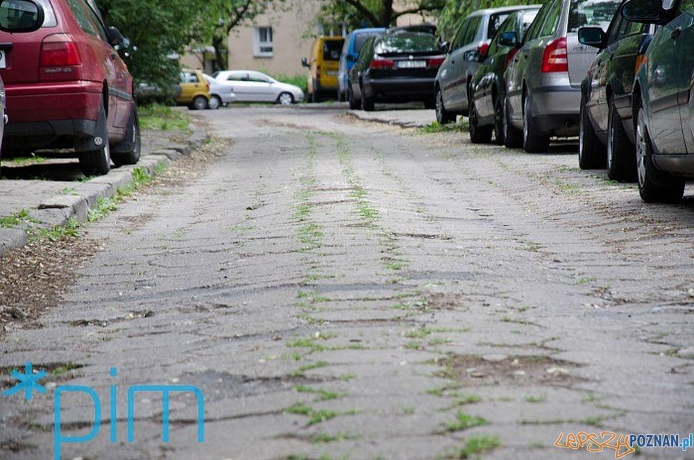 Prace drogowe na Grunwaldzie  Foto: Krzysztof Kaczanowski / PIM