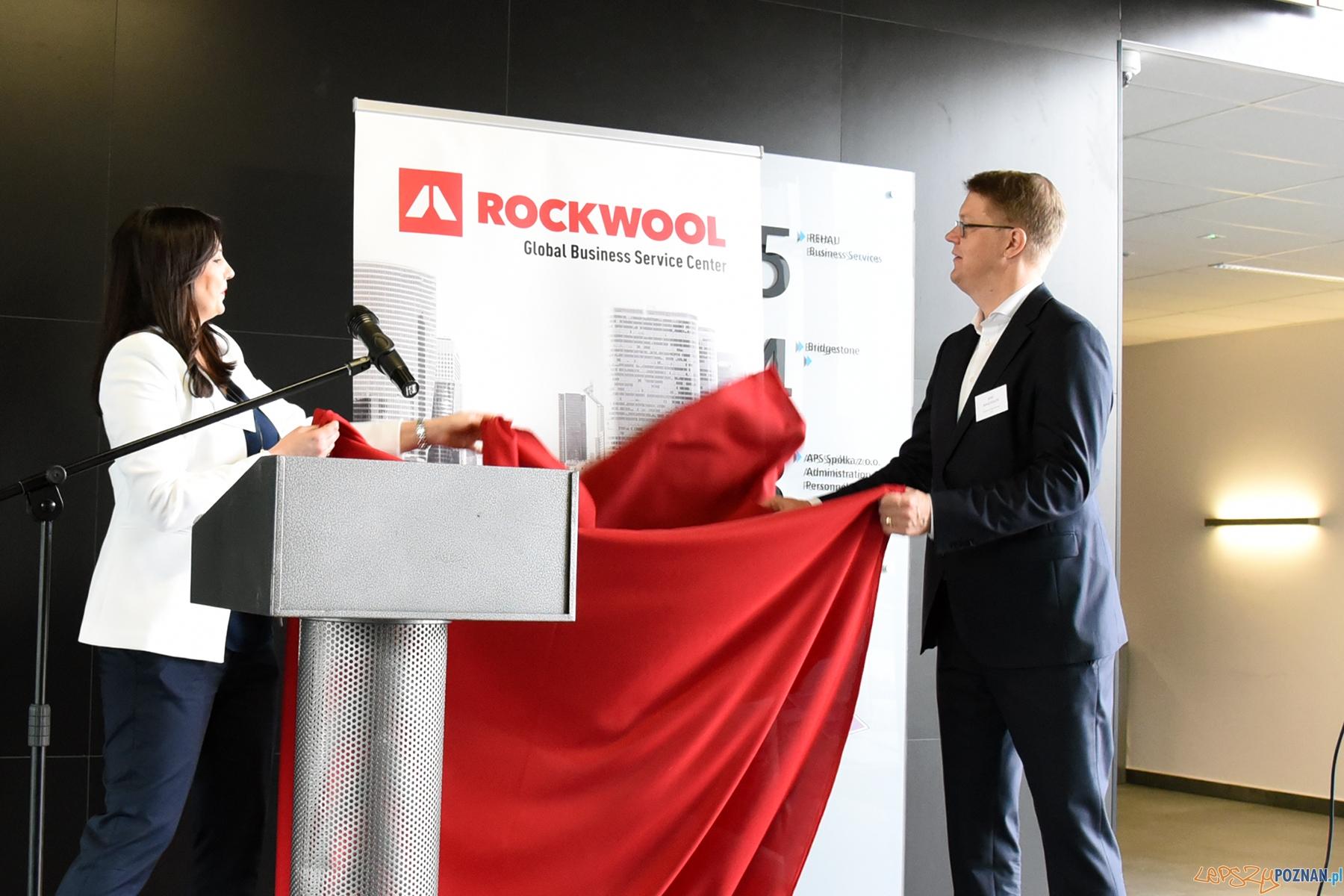 Rockwool tworzy 130 nowych miejsc pracy w Poznaniu  Foto: UMP