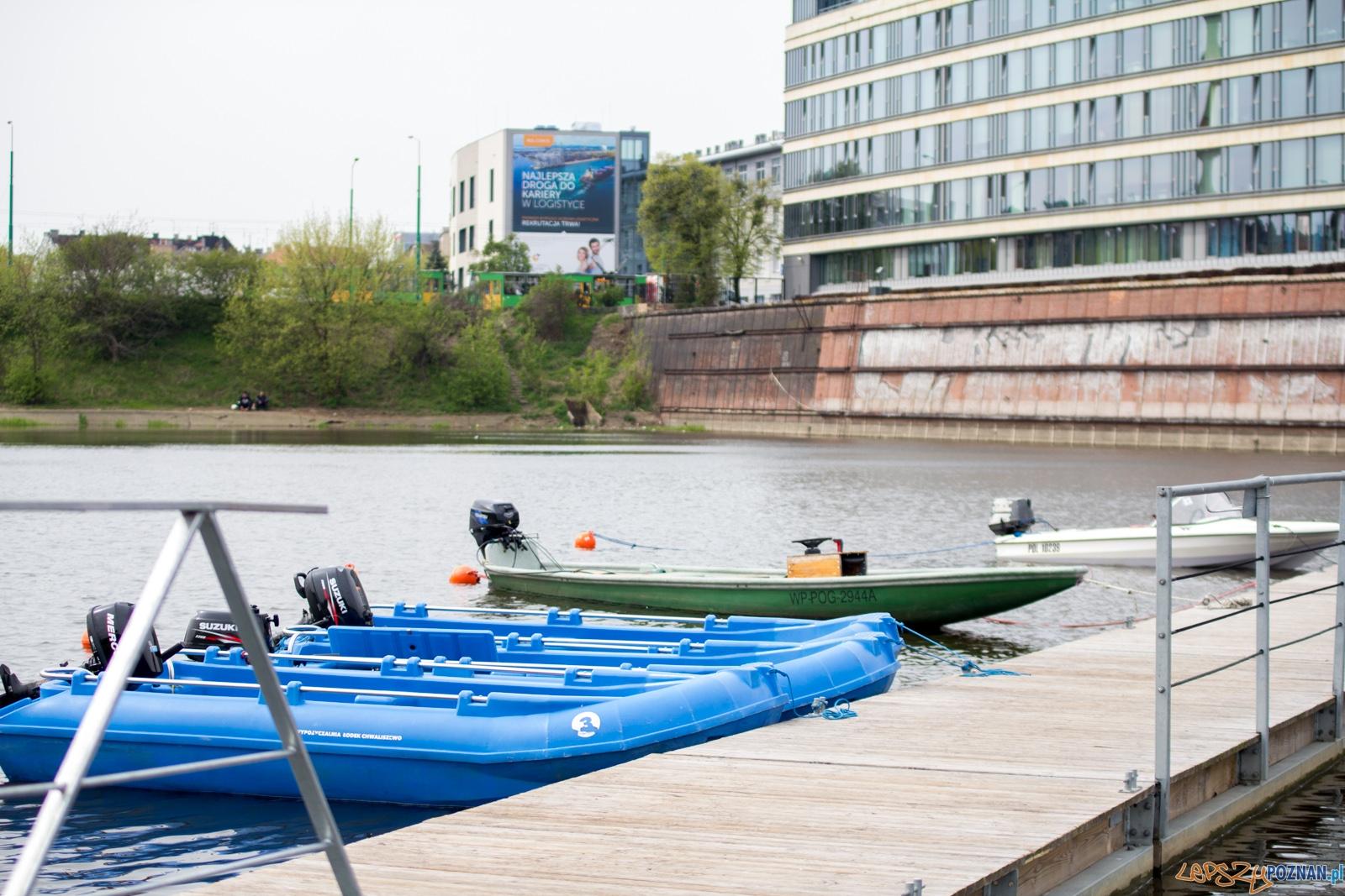 Przystań rzeczna Stary Port  Foto: Ewelina Jaśkowiak