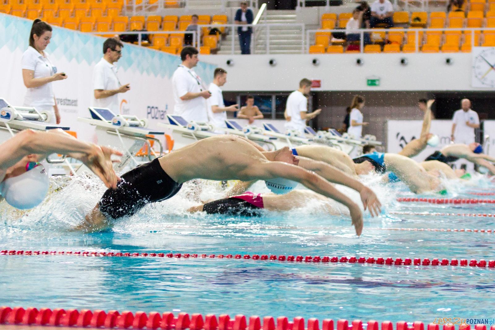 International Swimming Cup POZnań 2017  Foto: lepszyPOZNAN.pl / Ewelina Jaśkowiak