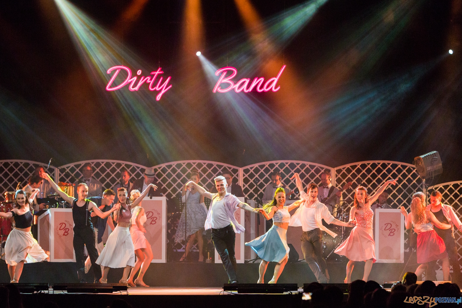 Dirty Dancing Show  Foto: lepszyPOZNAN.pl / Piotr Rychter