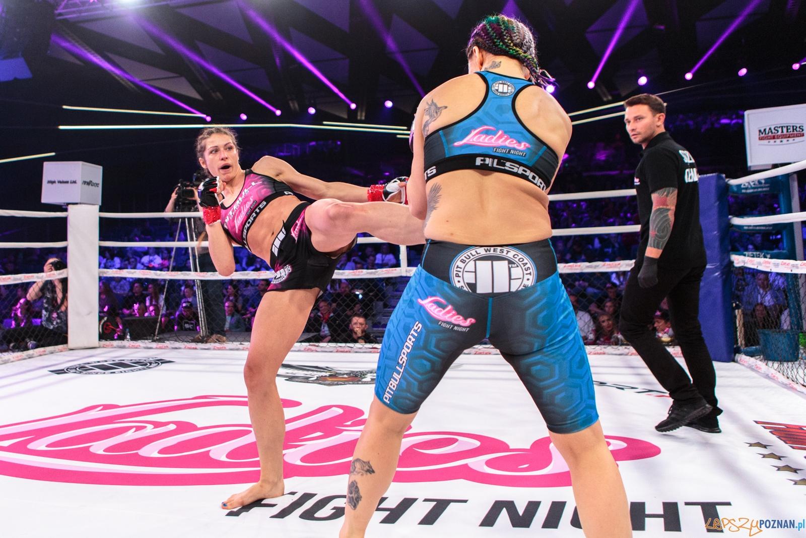 5. Gala Ladies Fight Night 2017 - Sala Ziemi. Poznań 08.04.2017  Foto: LepszyPOZNAN.pl / Paweł Rychter