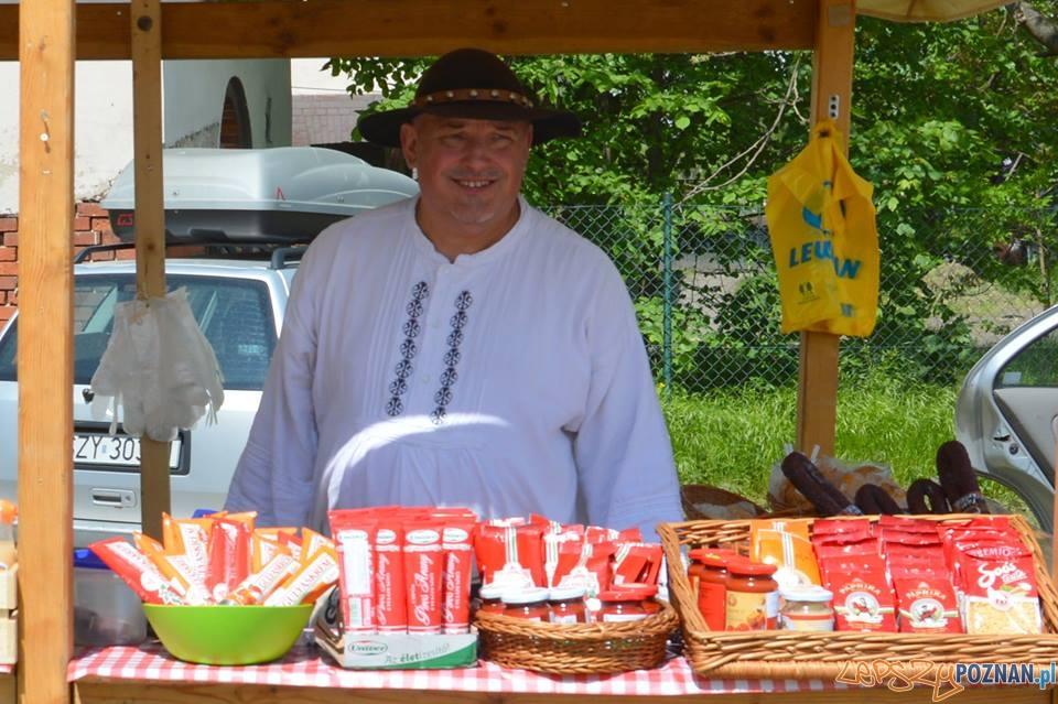 Targ Komornicki w Szreniawie Foto: Wielkopolska Izba Produktu Regionalnego