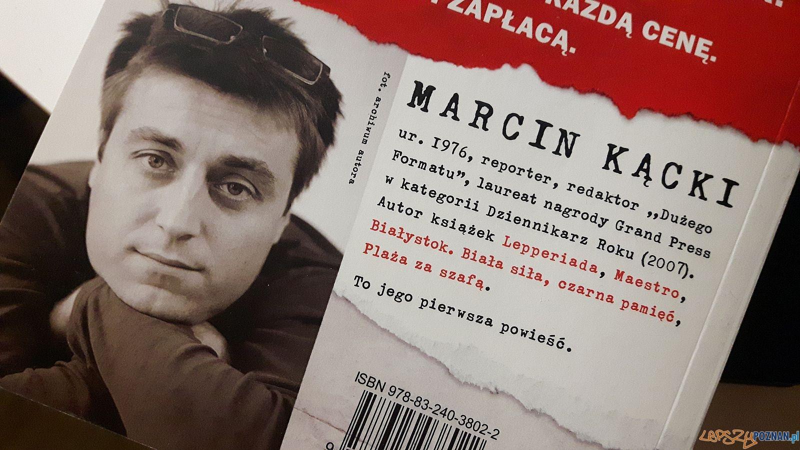 Marcin Kącki  Foto: MDK Wilczak
