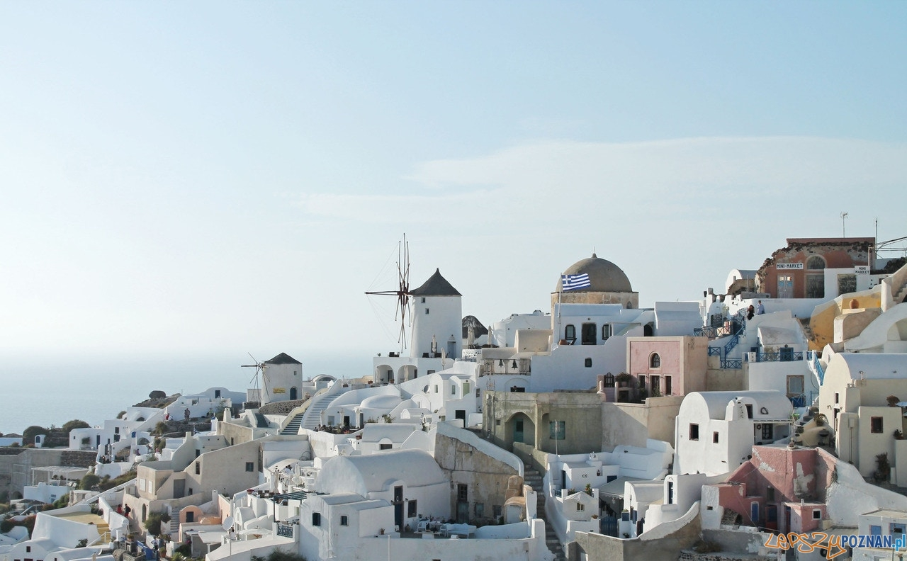 Grecja  Foto: Margaret Barley