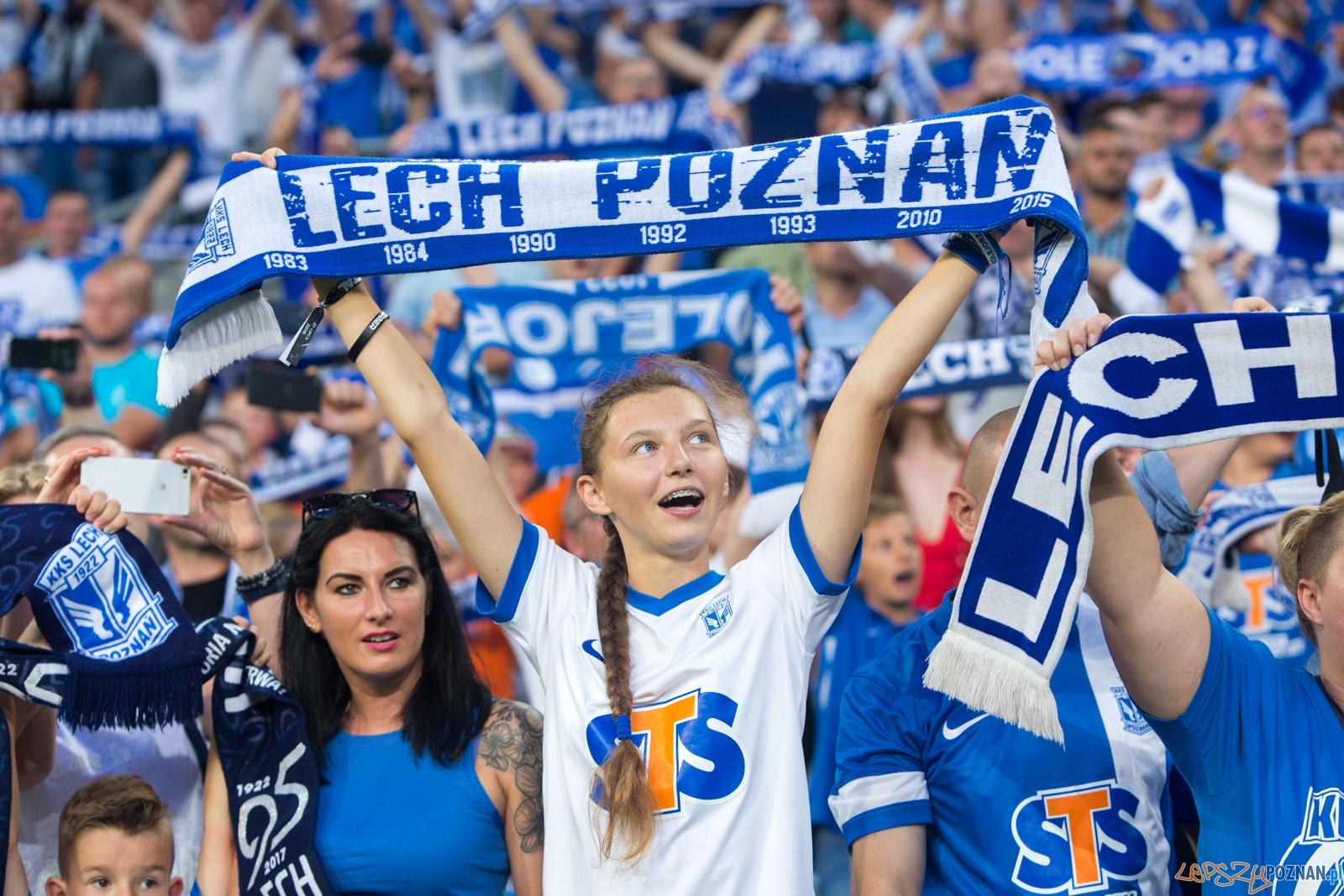 Eliminacje do Ligi Europy: Lech Poznań - FC Ultrecht  Foto: lepszyPOZNAN.pl/Piotr Rychter