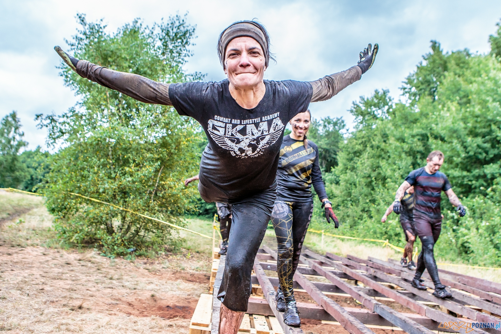 Runmageddon 2017 - Poznań 12.08.2017 r.  Foto: LepszyPOZNAN.pl / Paweł Rychter