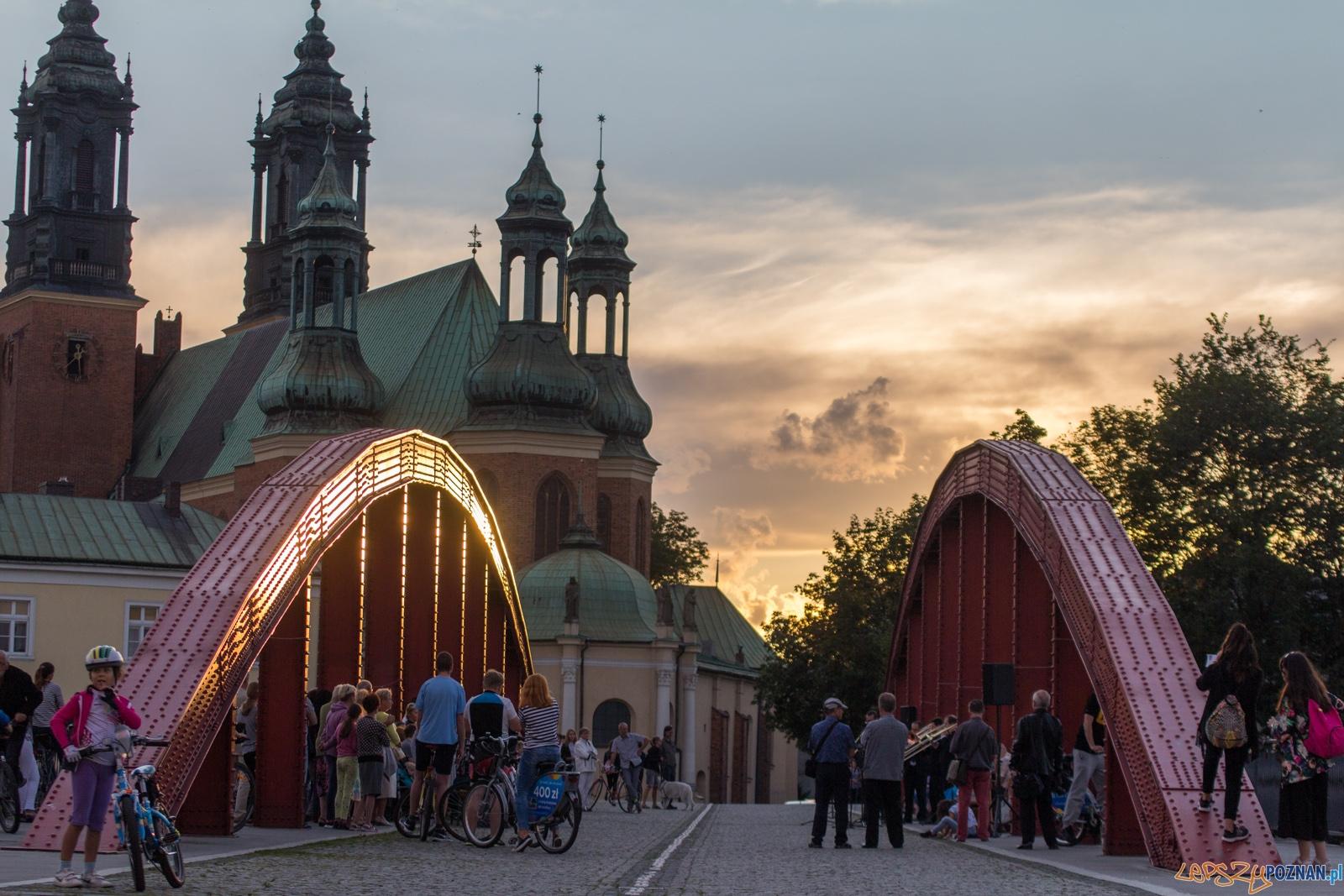 10 koncertów na 10-lecie Mostu Jordana  Foto: lepszyPOZNAN.pl / Ewelina Jaskowiak