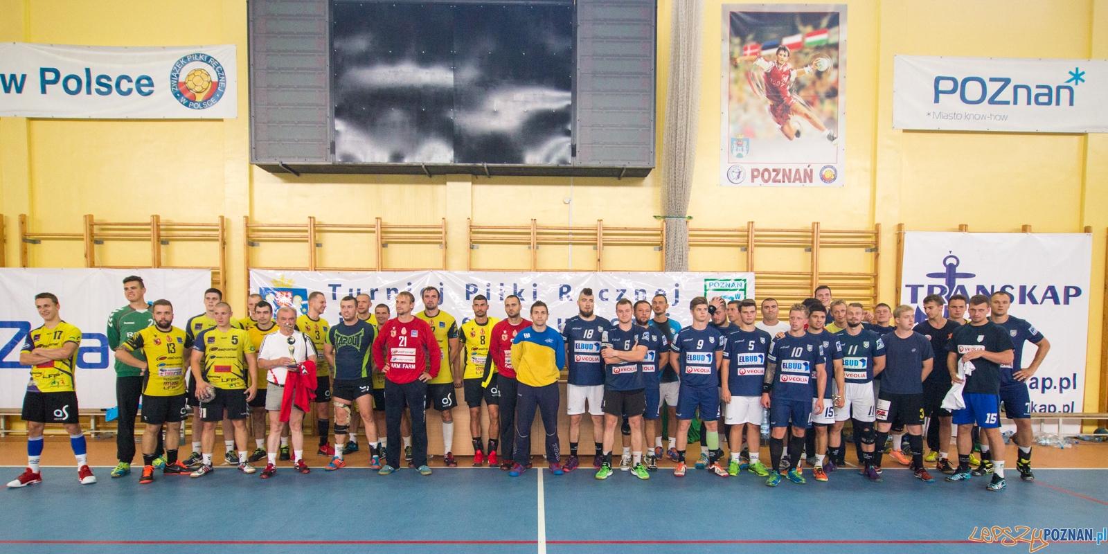 Turniej pokoleniowy im. Jerzego Kuleczki  Foto: lepszyPOZNAN.pl/Piotr Rychter