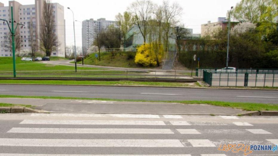 Będzie nowe przejście przez ul. Żegrze  Foto: PIM