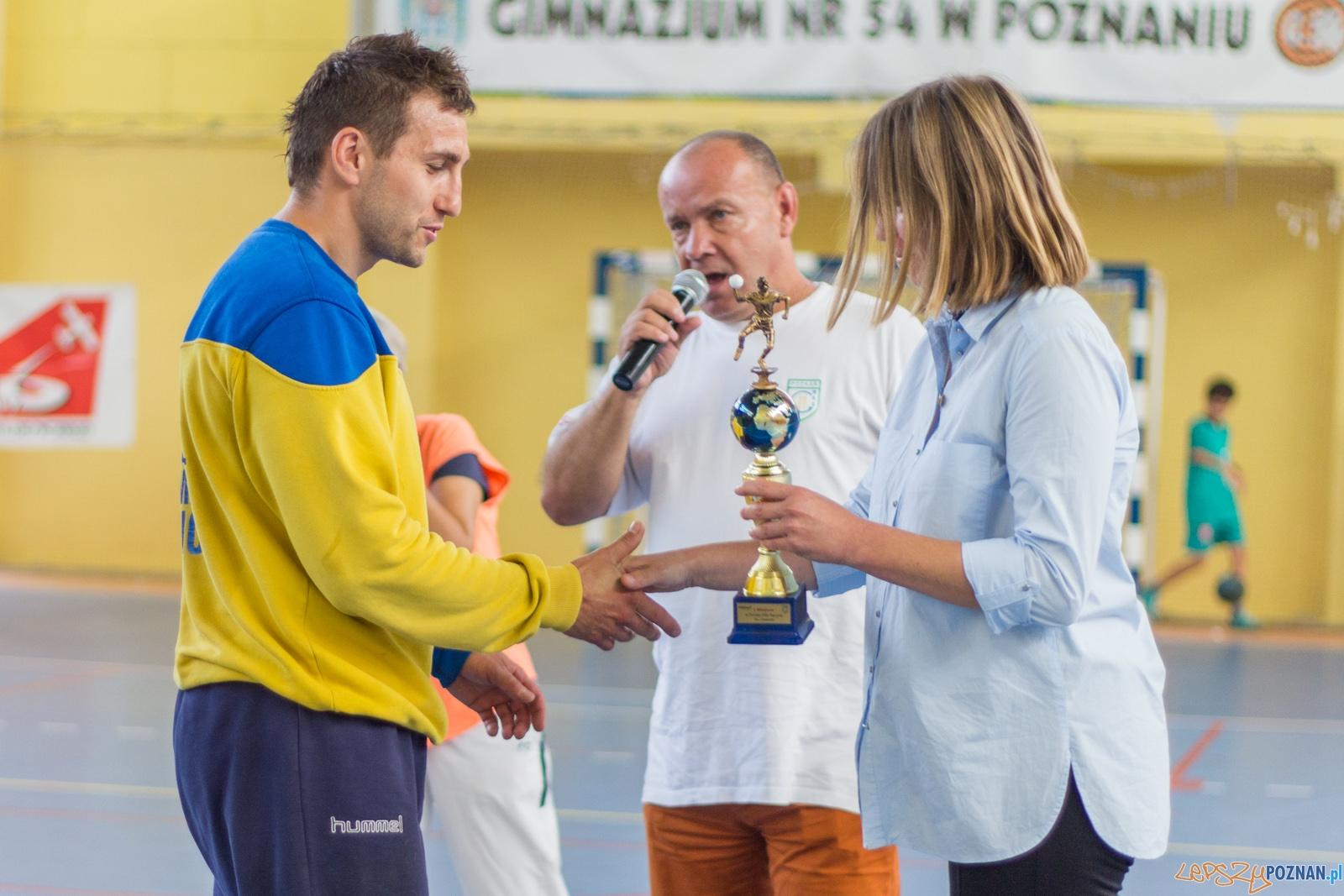 Turniej Pokoleniowy imienia Jerzego Kuleczki  Foto: lepszyPOZNAN.pl / Ewelina Jaskowiak
