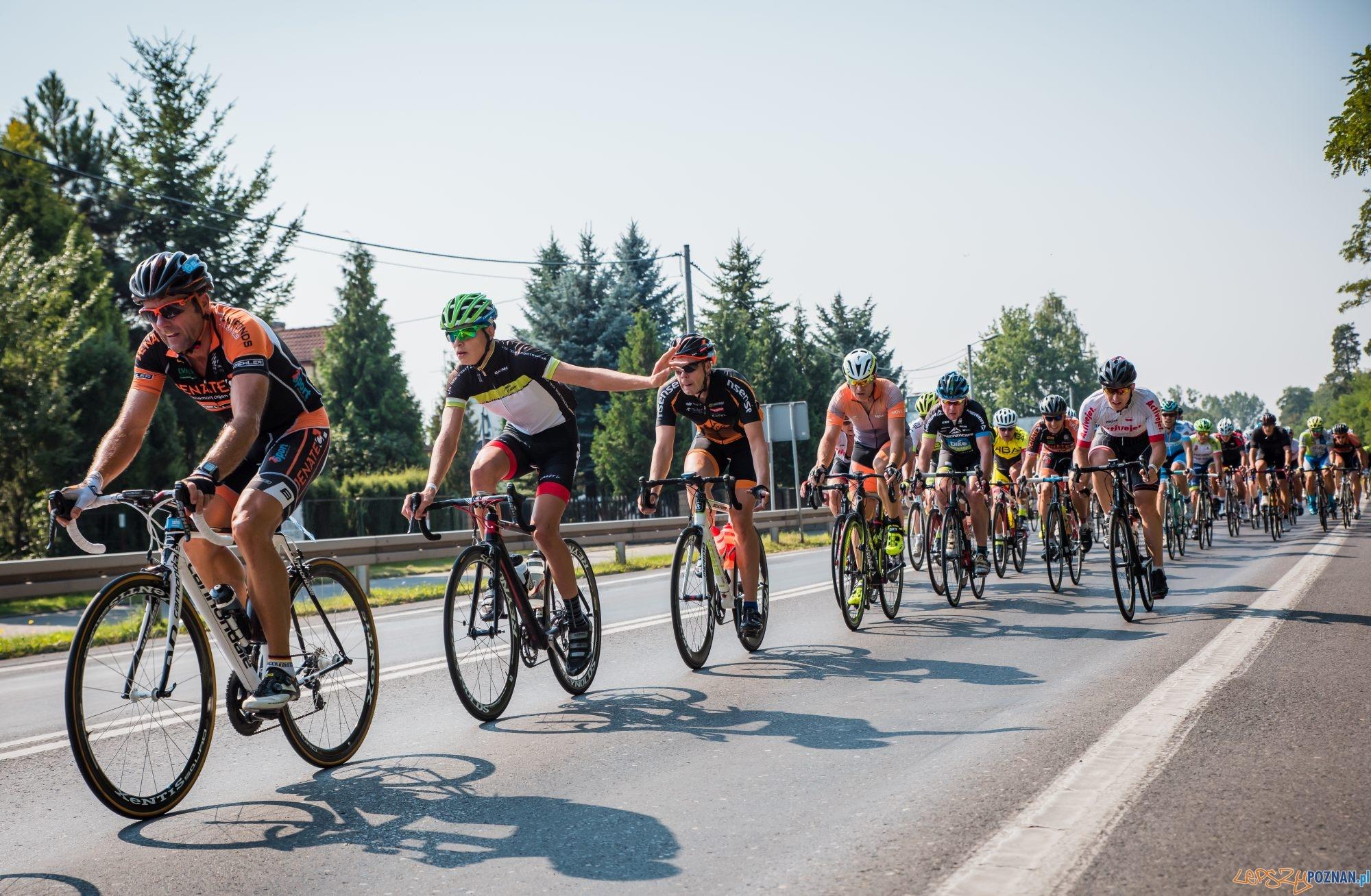 Amatorzy kolarstwa z całej Polski zjadą na weekend do Poznania  Foto: ŠKODA Poznań Bike Challenge