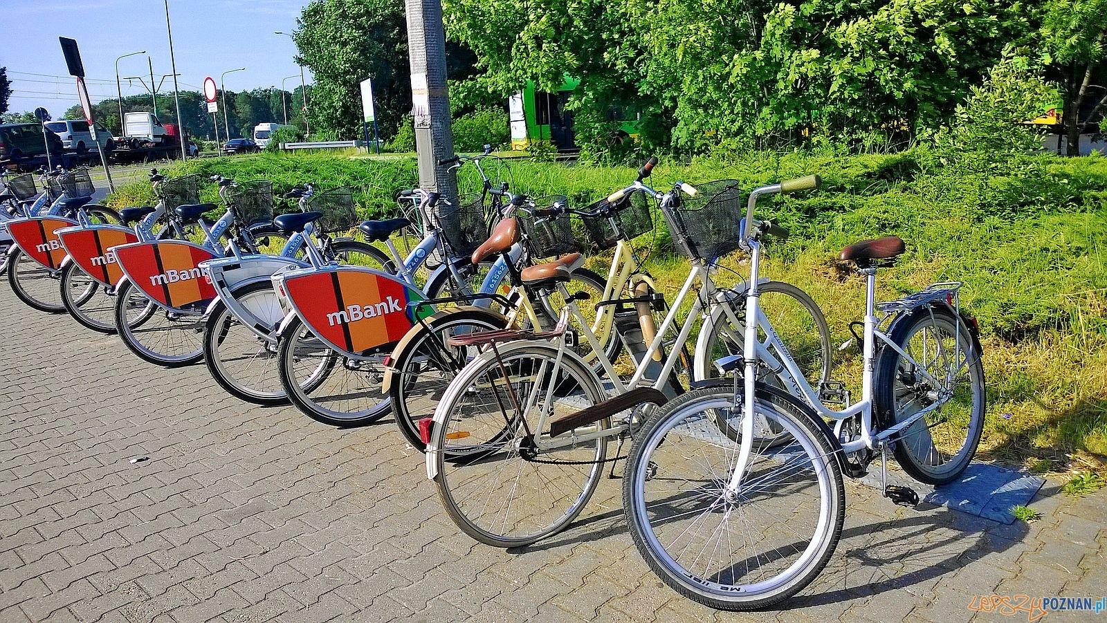 Rower Miejski Środka  Foto: lepszyPOZNAN.pl / TD