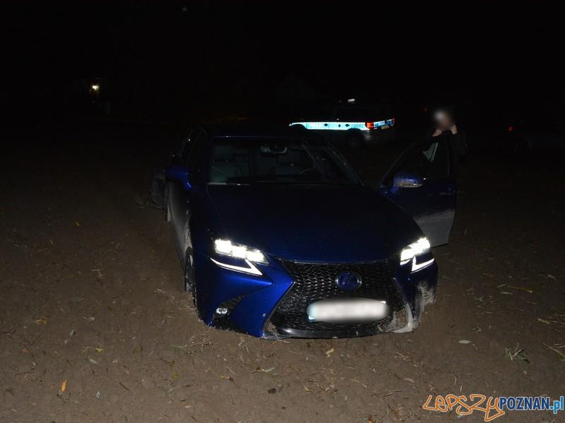 Kolejny skradziony samochód odzyskany przez Policję  Foto: KWP w Poznaniu