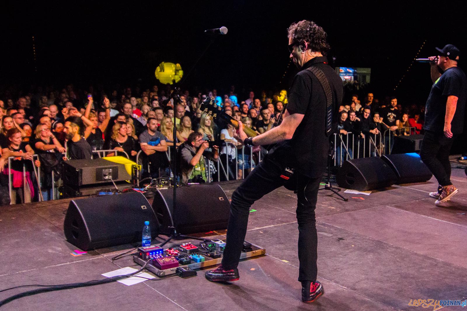 25 lat LALAMIDO - 80's & 90's ROCK FESTIVAL.  Foto: lepszyPOZNAN.pl / Ewelina Jaskowiak