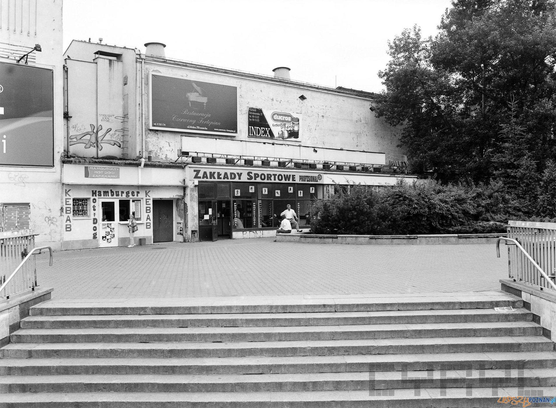 Baltyk 19.07.2002  Foto: Jan Miecznikowski / Cyryl