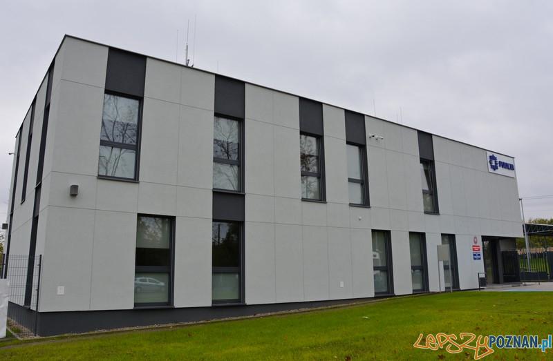 Nowy komisariat Policji w Dopiewie został właśnie otwarty  Foto: KWP w Poznaniu