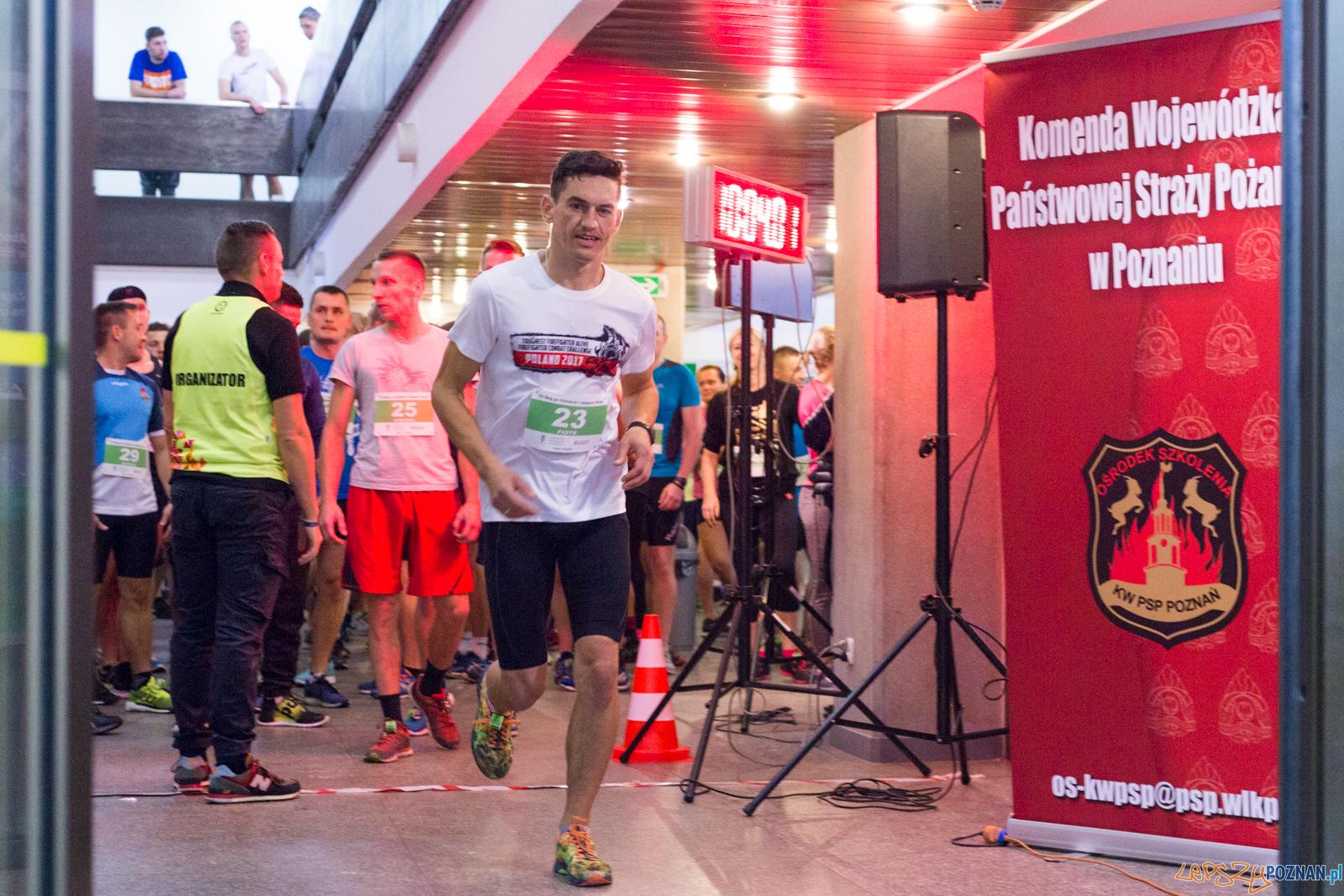 III Bieg po Schodach Collegium Altum  Foto: lepszyPOZNAN.pl/Piotr Rychter