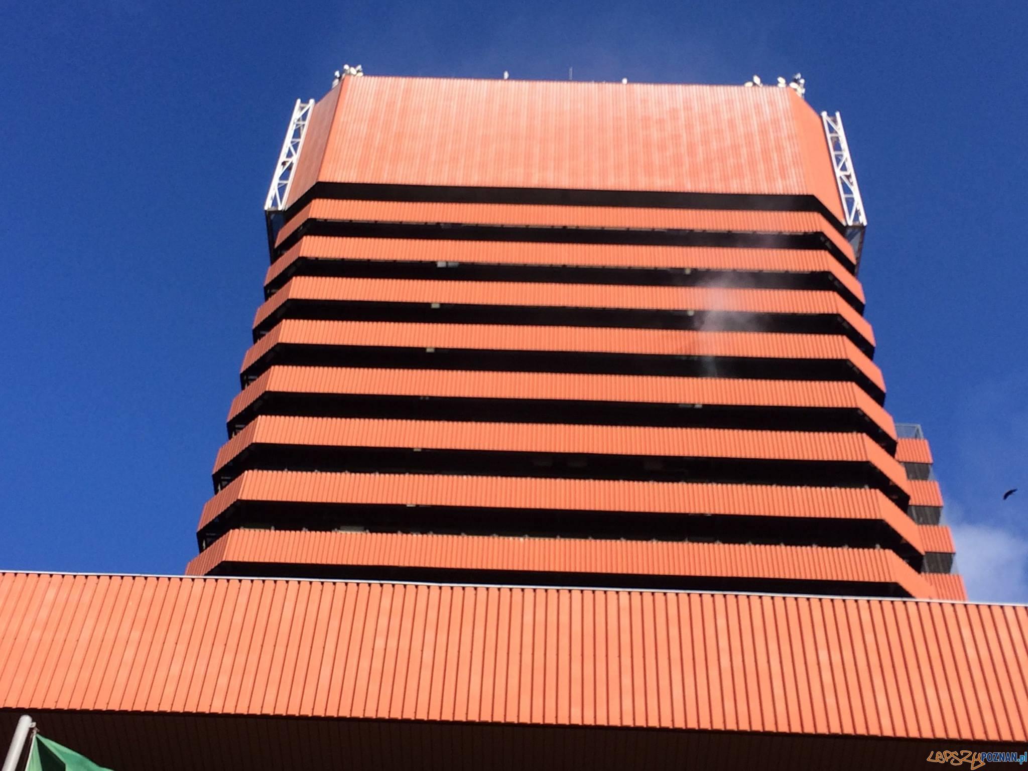 Straż Pożarna - ćwiczenia w Collegium Altum Uniwersytetu Ekonomicznego (2)  Foto: UEP / facebook