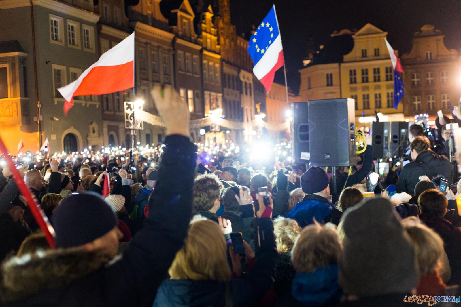 Łańcuch Światła  Foto: lepszyPOZNAN.pl/Piotr Rychter