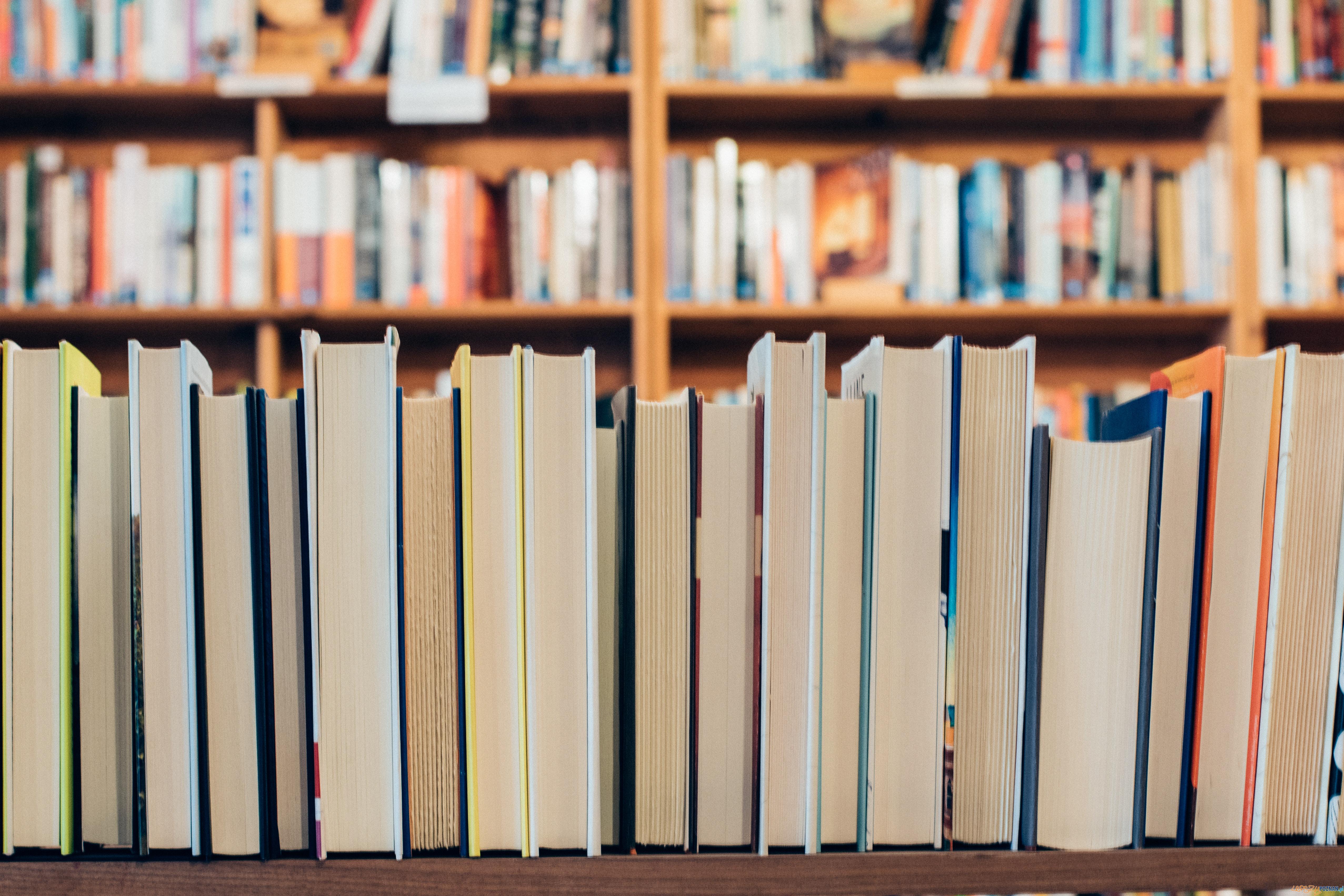 Książki  Foto: Jessica Ruscello