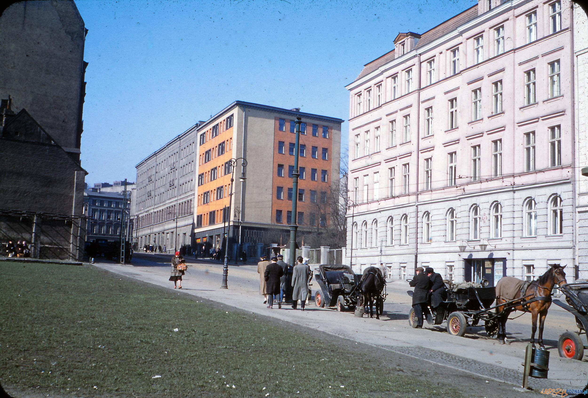 Podgórna - koniec lat 50-tych  Foto: Mogens Tørsleff, kolekcja Gorma Rudschinata / Flickr / CC