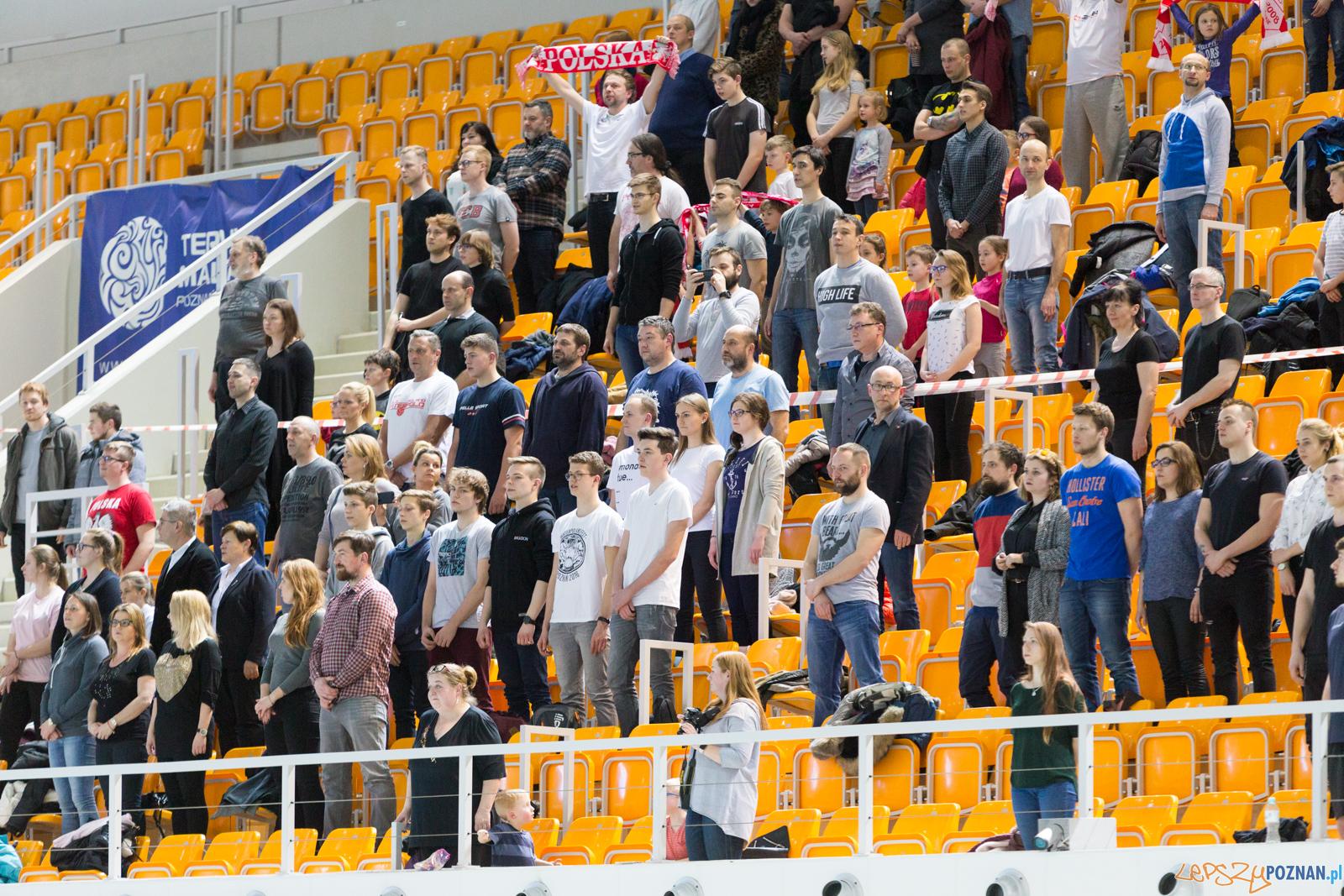 Mecz Polska - Niemcy - Eliminacje Mistrzostw Europy  Foto: lepszyPOZNAN.pl/Piotr Rychter