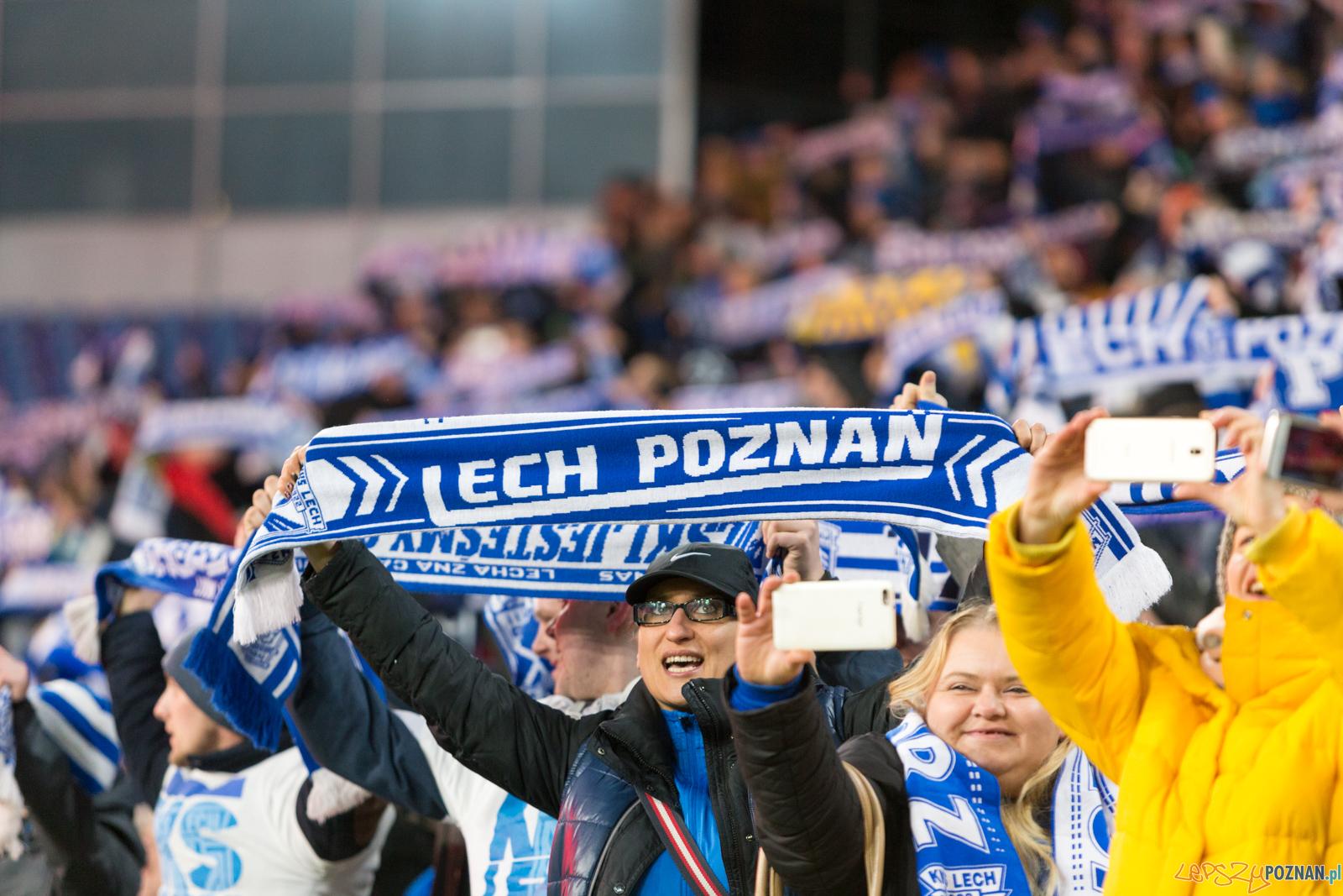 Lech Poznań - Pogoń Szczecin ( najlepsi kibice na świecie )  Foto: lepszyPOZNAN.pl/Piotr Rychter