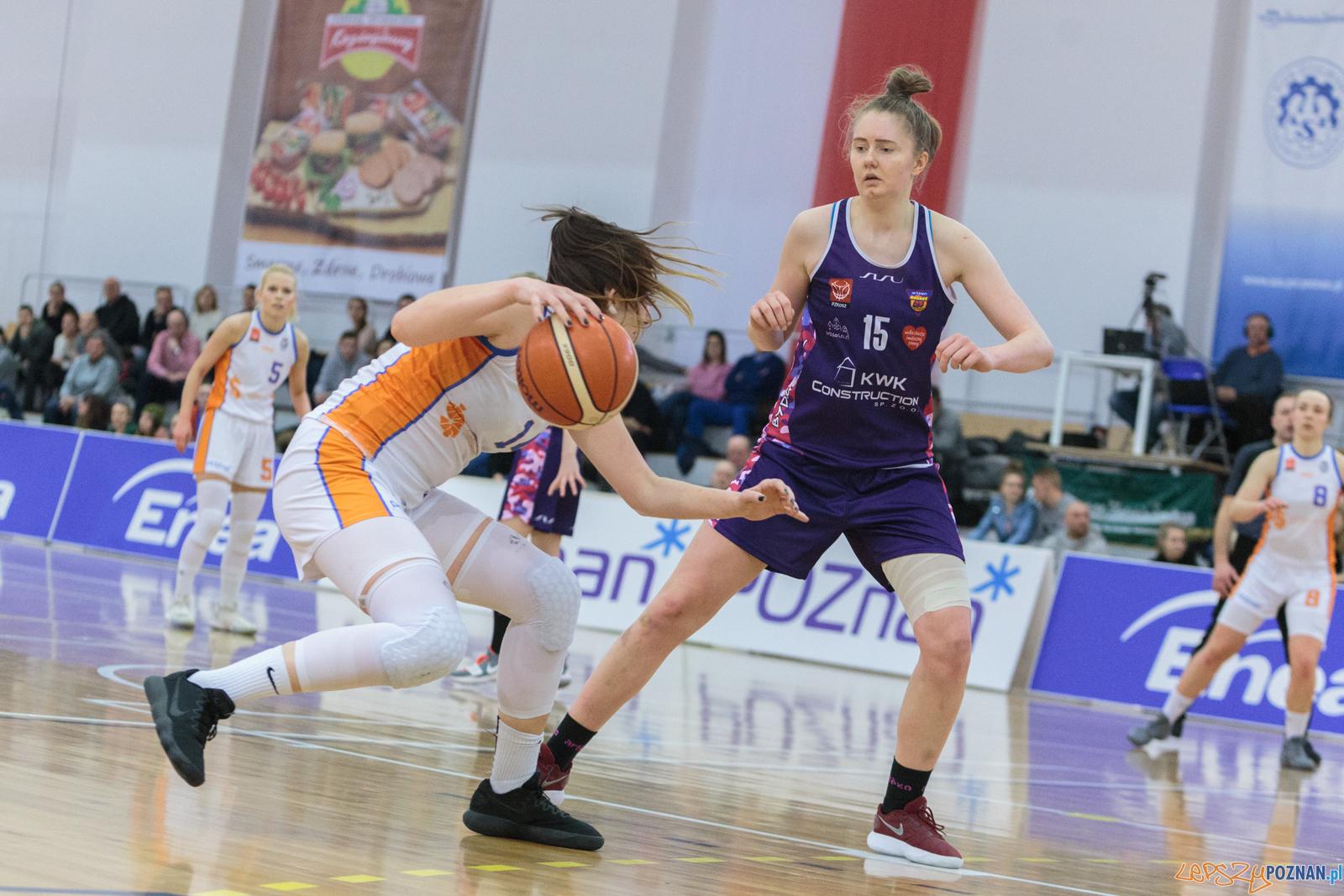 MP U22: mecz o 3 miejsce MUKS Poznań - Basket 25 Bydgoszcz 67:5  Foto: LepszyPOZNAN.pl / Paweł Rychter