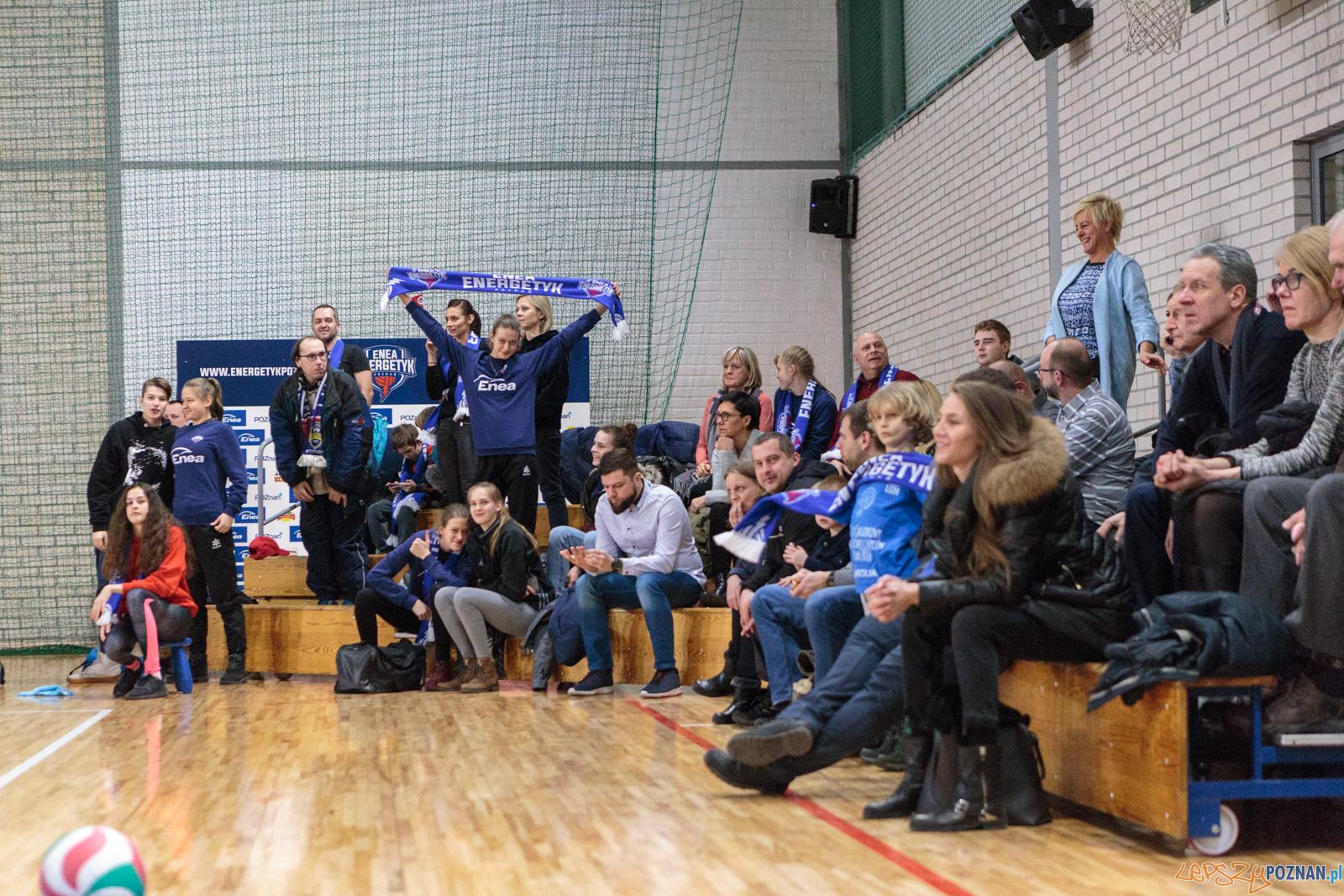 Enea Energetyk Poznań – SMS PZPS Szczyrk 3:1 - Poznań 11.02.  Foto: LepszyPOZNAN.pl / Paweł Rychter