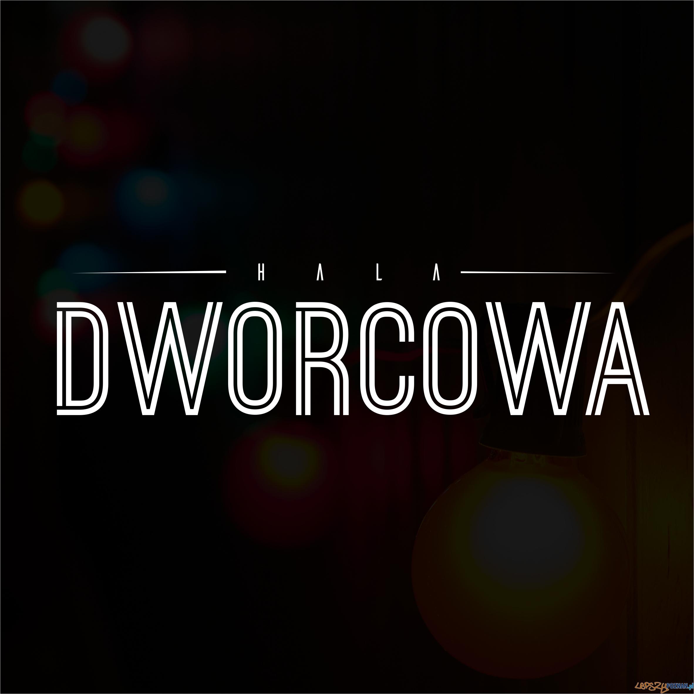 Logo Hala Dworcowa  Foto: materiały prasowe