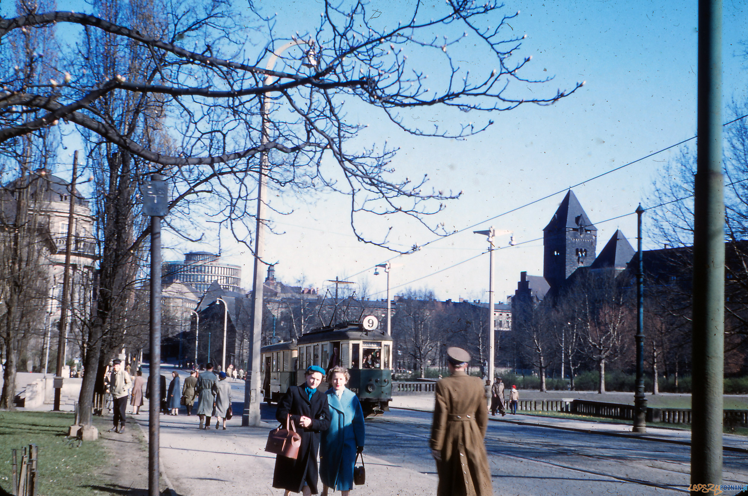 Fredry - koniec lat 50-tych  Foto: Mogens Tørsleff, kolekcja Gorma Rudschinata / Flickr / CC