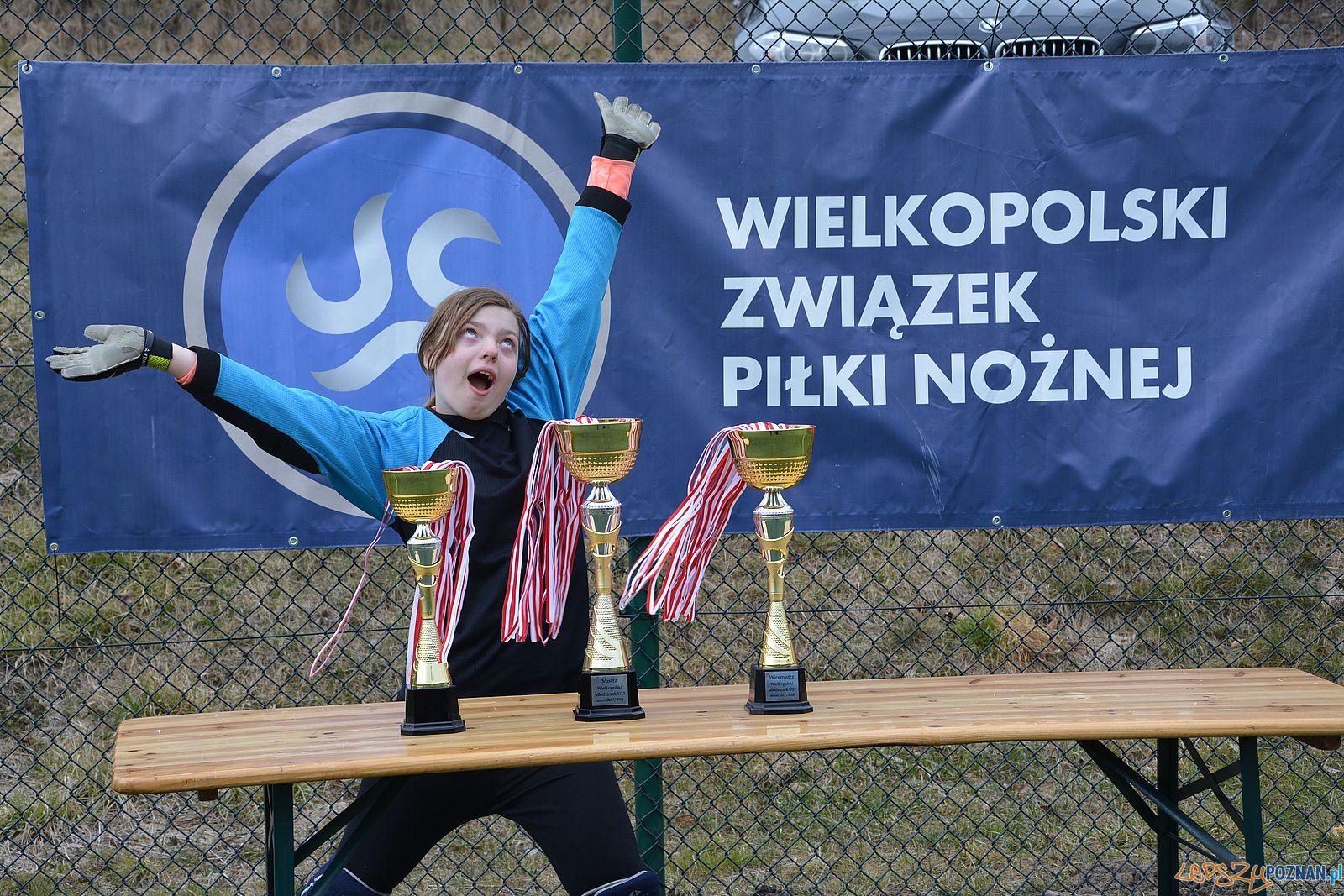 Międzywojewódzkie Mistrzostwa Młodziczek  Foto: TS Polonia Poznań