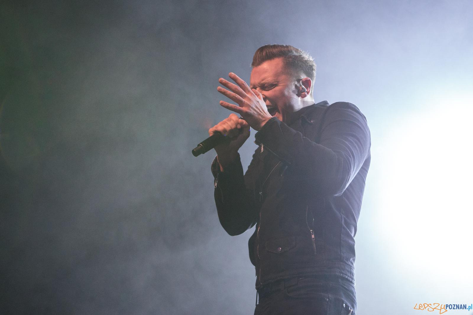 Koncert U2 Symfonicznie w poznańskiej Arenie - Poznań 2.03.201  Foto: LepszyPOZNAN.pl / Paweł Rychter