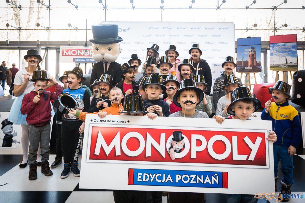 Monopoly Poznań  Foto: Flash Błażej Pszczółkowski / dobocom - materiały prasowe
