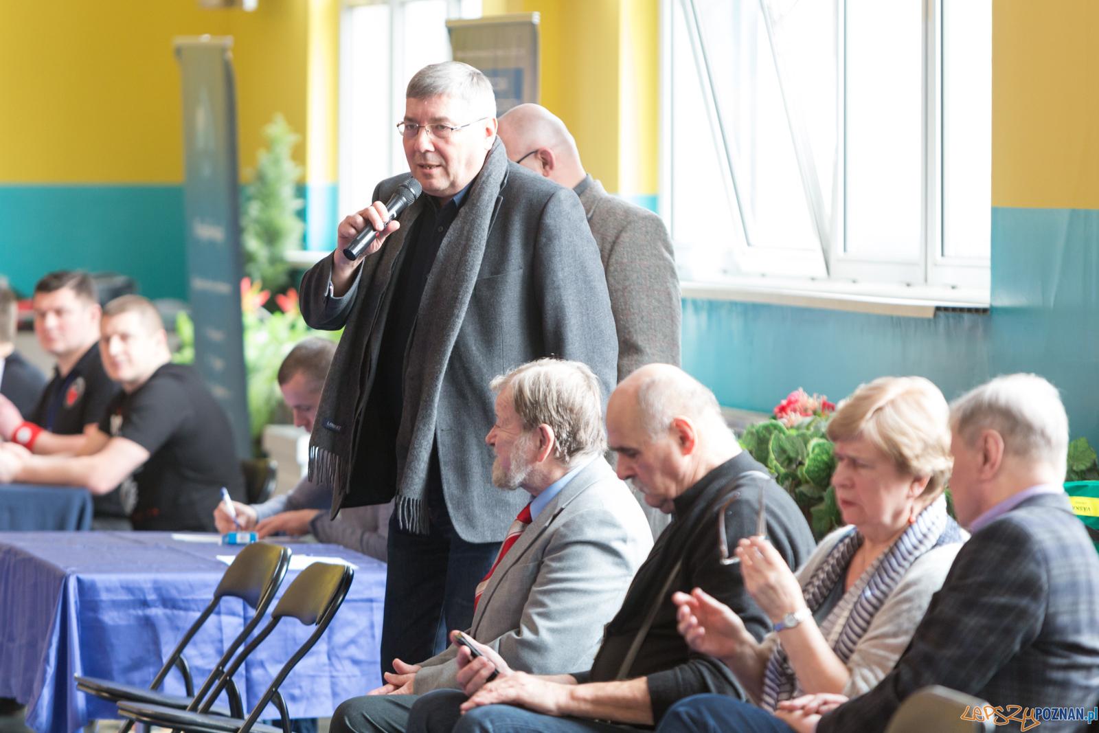 Zapaśniczy Turniej Wielkanocny w KS Sobieski  Foto: lepszyPOZNAN.pl/Piotr Rychter