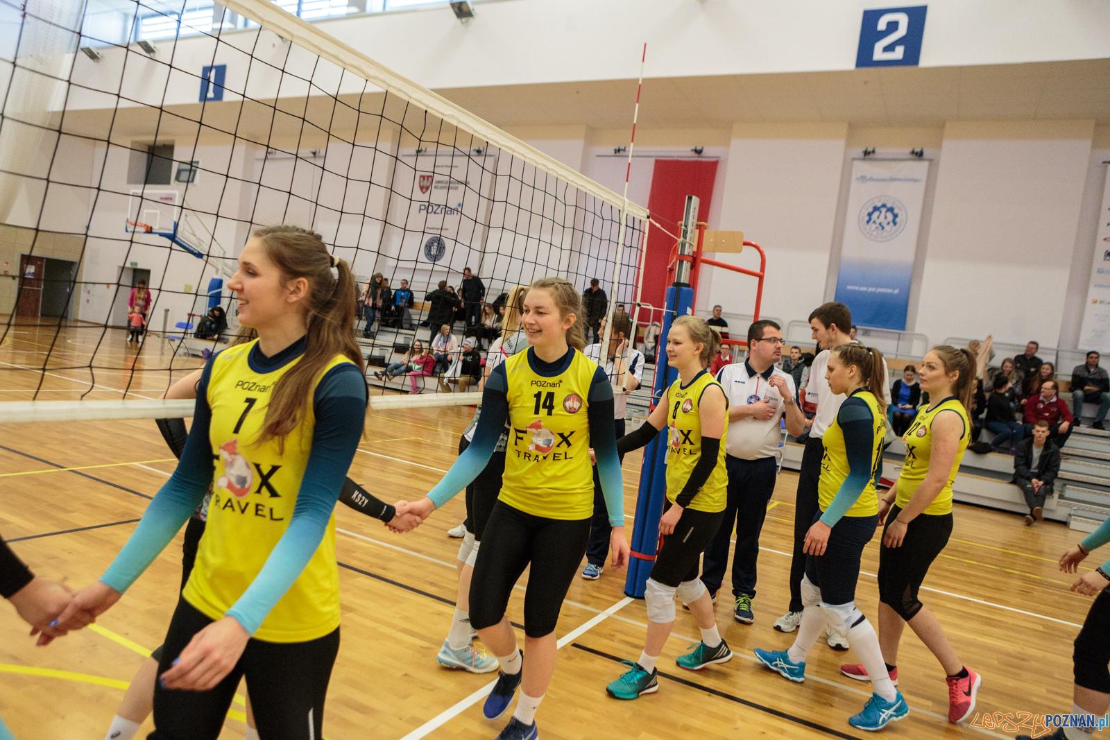 SKF Politechnika Poznańska - UKS ZSMS Poznań 3:2  - Poznań 17  Foto: LepszyPOZNAN.pl / Paweł Rychter