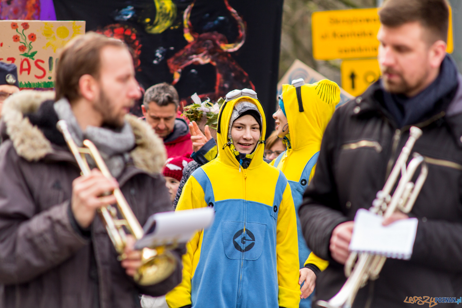 Pożegnanie zimy  Foto: lepszyPOZNAN.pl / Ewelina Jaśkowiak
