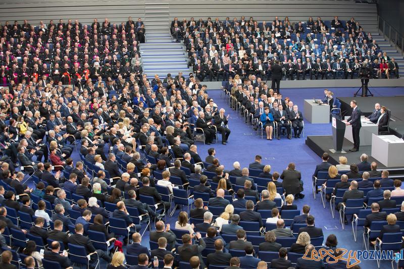 Zgromadzenie Narodowe na MTP  Foto: Paweł Kula / Sejm