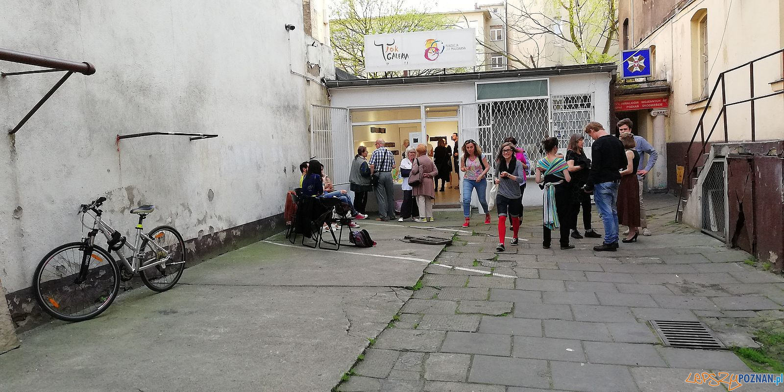 Galeria JAK przy Św. Marcinie  Foto: Tomasz Dworek